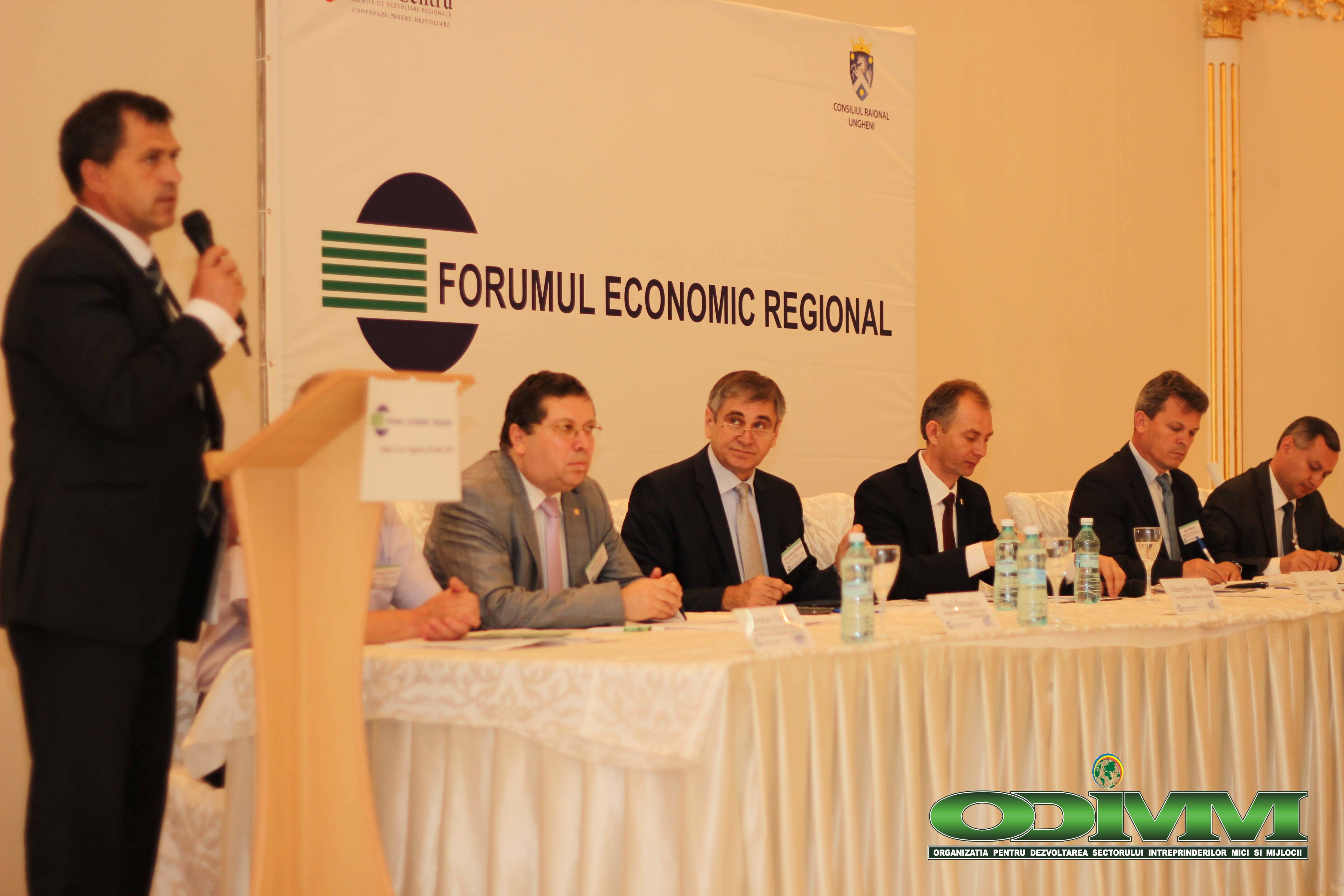 Forum Economic Regional Ungheni1