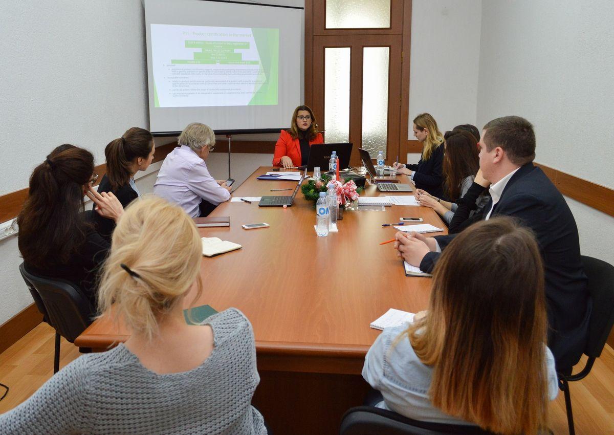 Misiune TAIEX privind pregătirea antreprenorilor din R.Moldova pentru exporturi