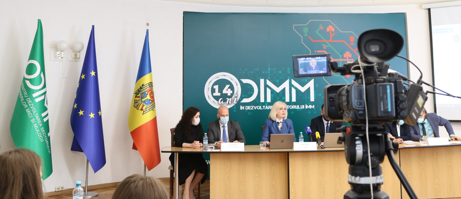 ODIMM - 14 years in the development of the SME sector