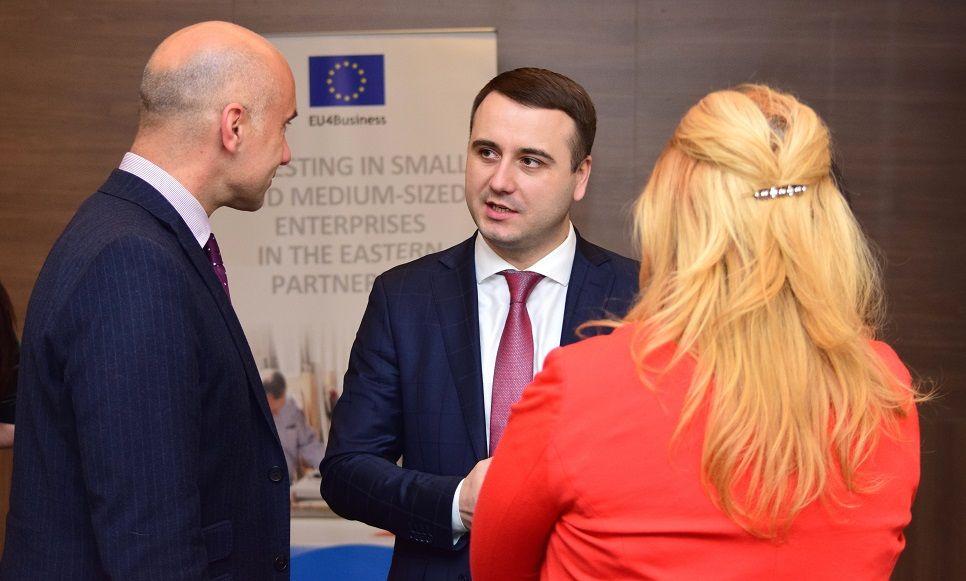 ODIMM a prezentat progresele înregistrate în urma implementării programelor de suport al mediului de afaceri din Republica Moldova