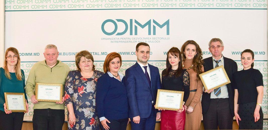 ODIMM a desemnat cei mai buni jurnaliști din 2017