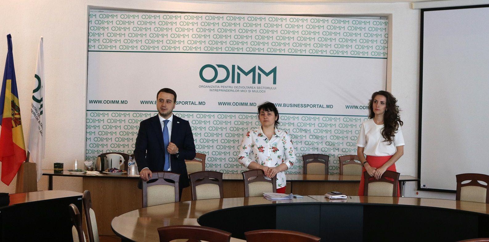 """Noi contracte de finanţare nerambursabilă au fost semnate de ODIMM și beneficiarii Programului """"PARE 1+1"""""""