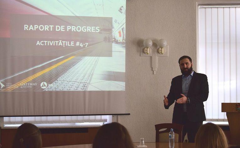 """Avantajele garanțiilor financiare de stat în procesul de creditare a IMM-urilor,  subiect de discuție  la """"Fabricat în Moldova"""""""