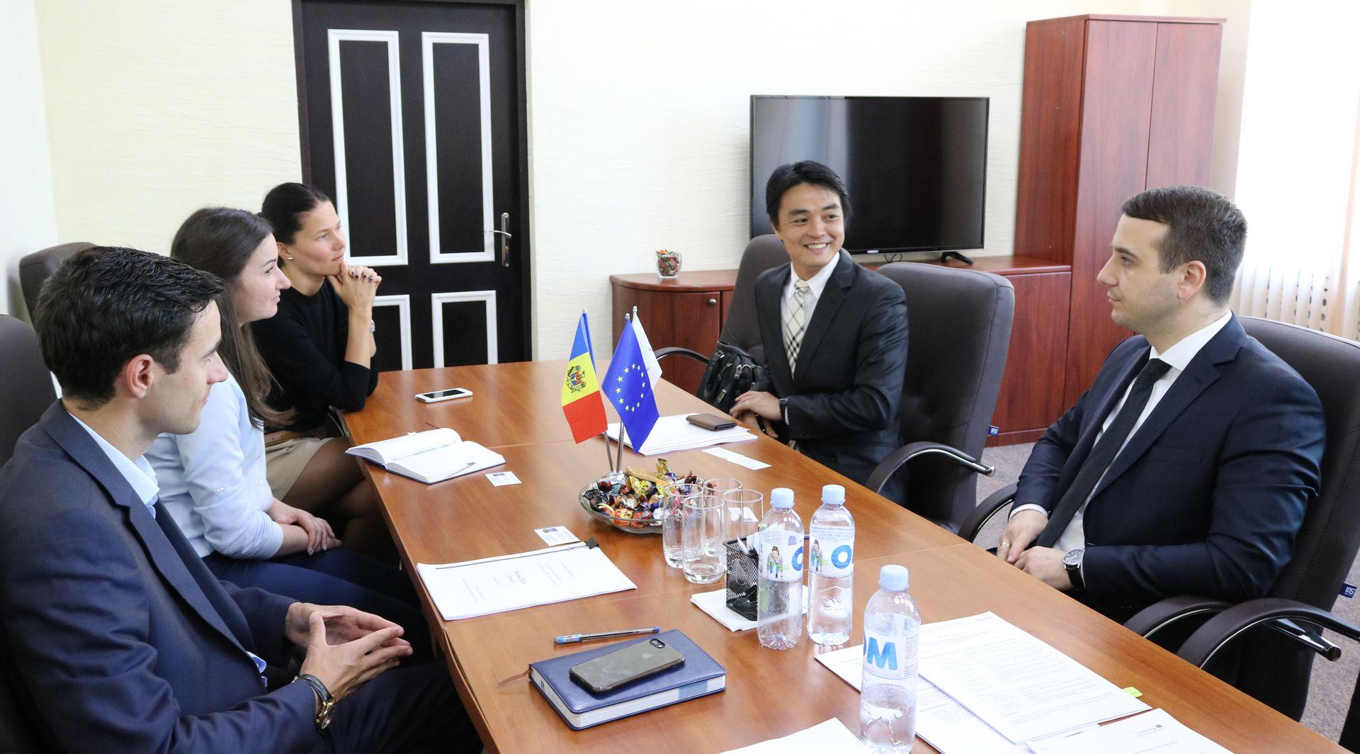 Japonia va continua să ofere suport antreprenorilor moldoveni