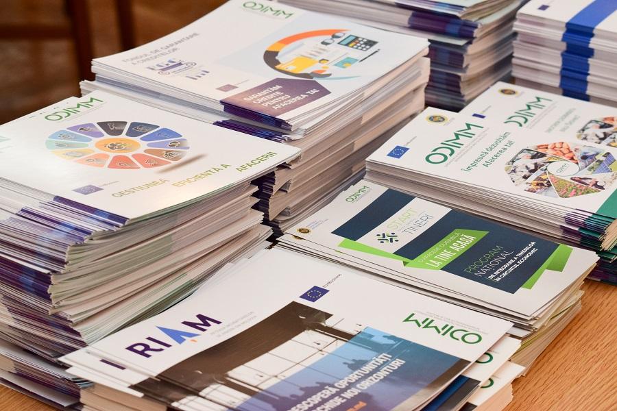 APL – urile, parteneri în promovarea inițiativelor de suport ODIMM în regiuni
