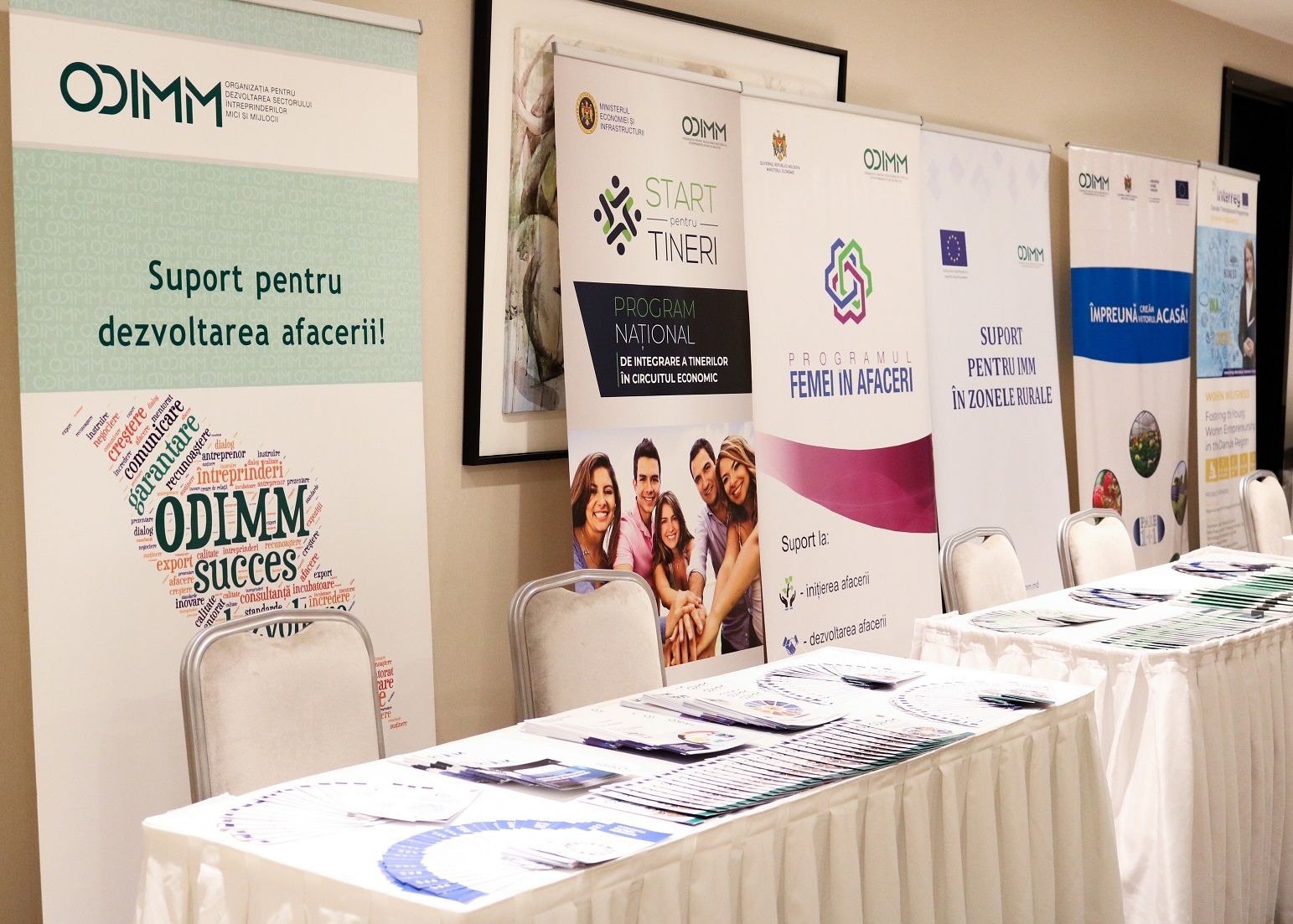 60 de tineri din Republica Moldova și Ucraina, ghidați pe calea antreprenoriatului