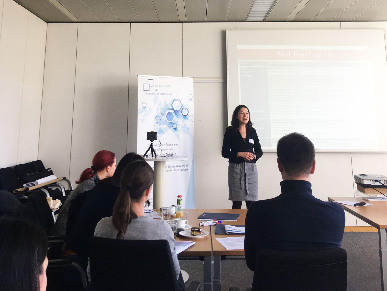 Bunele practici din antreprenoriatul social autohton, prezentate țărilor din Regiunea Dunării