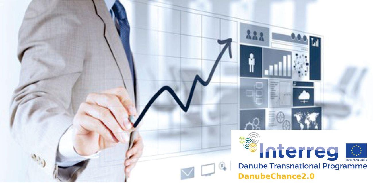 A doua șansă în afaceri pentru antreprenorii din regiunea Dunării