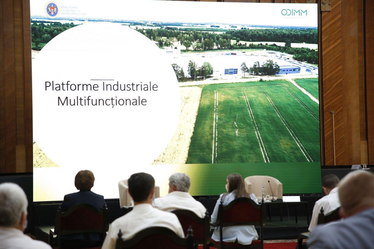 16 Platforme Industriale Multifuncționale vor fi create în regiunile țării