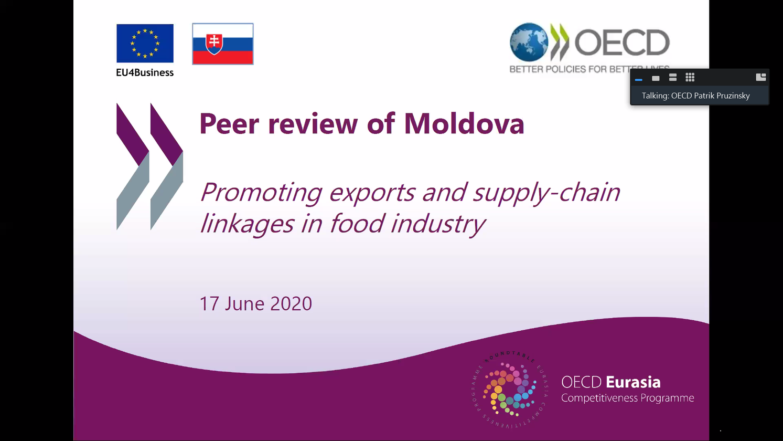 Integrarea producătorilor agroalimentari autohtoni în lanțurile de magazine/ lanțurile valorice globale