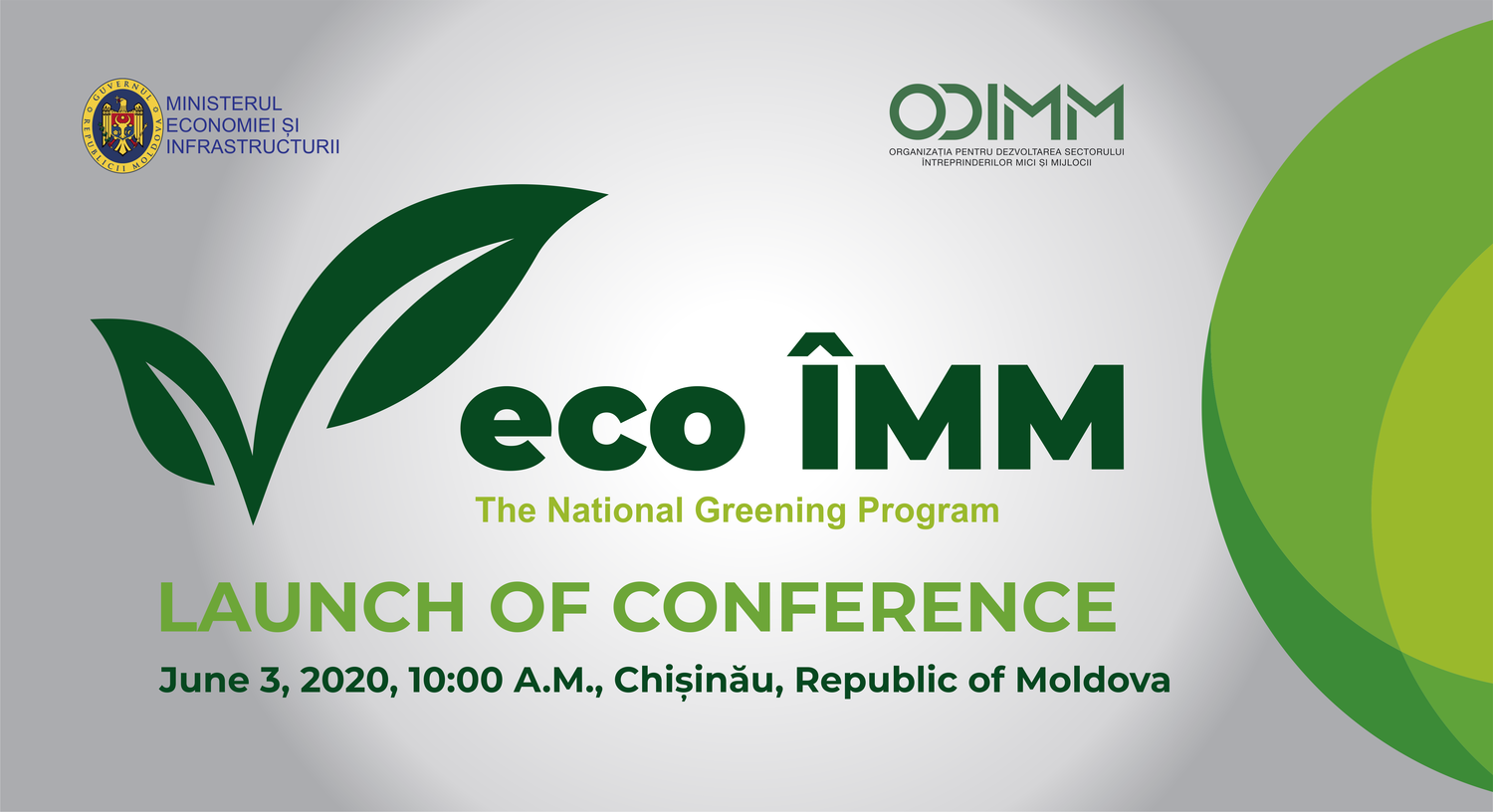 Launch of Conference of the National Greening Program