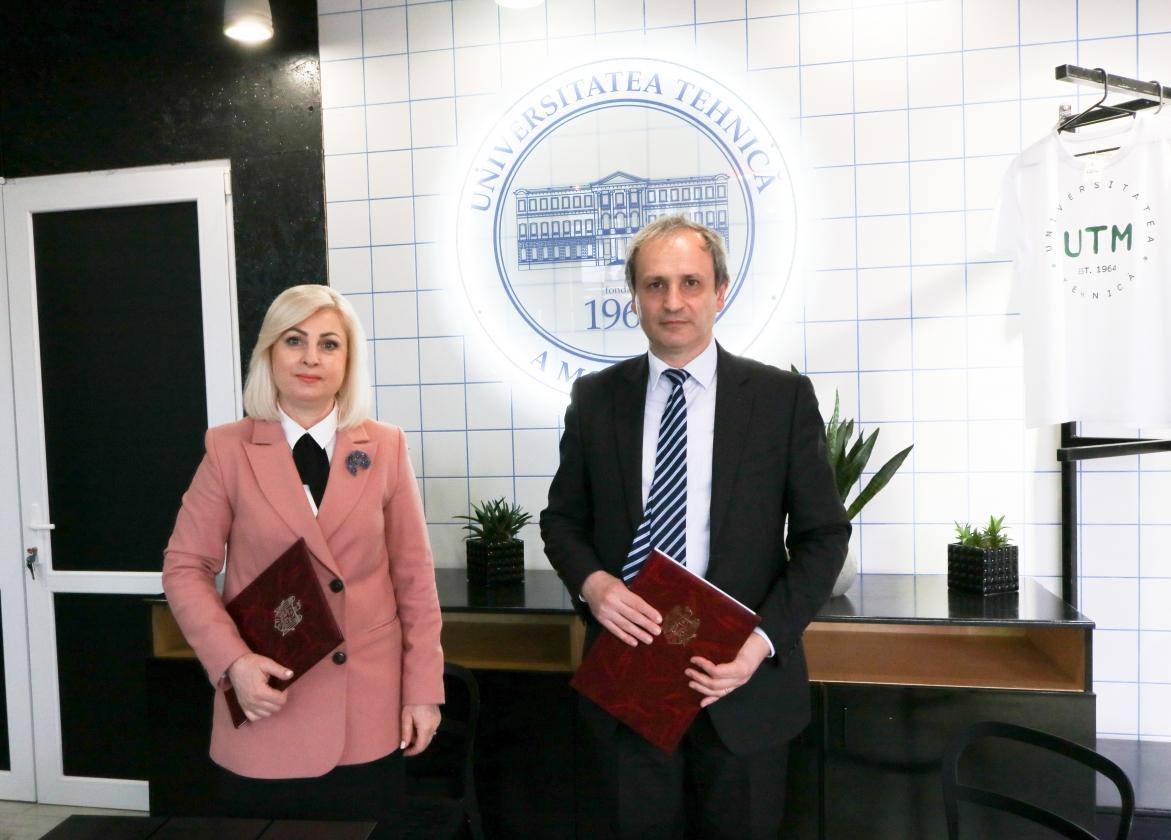 ODIMM și UTM au  semnat un Acord de parteneriat