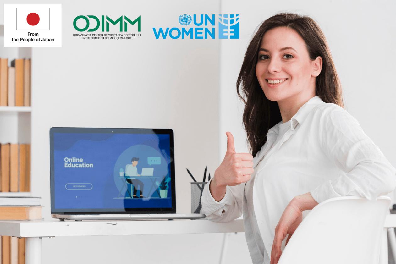 Educație antreprenorială anticriză pentru femei