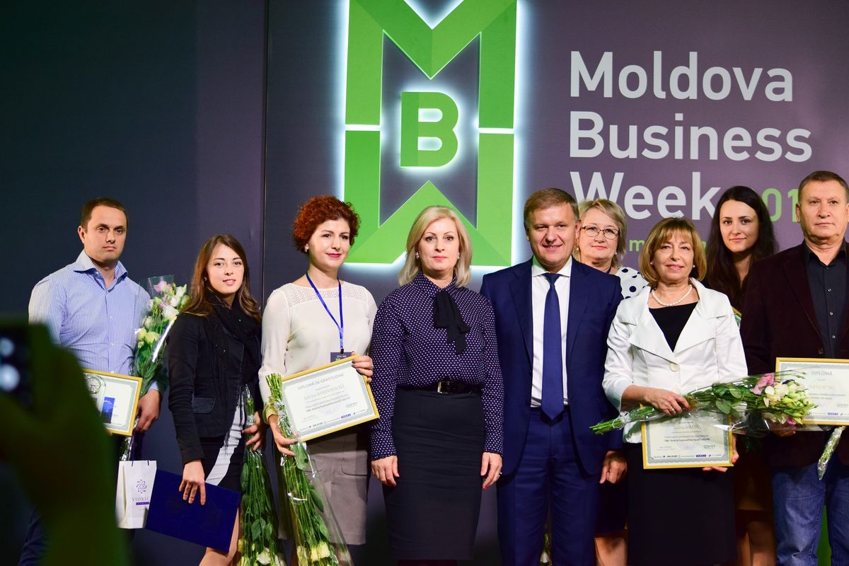 """Au fost premiați câștigătorii concursului Național ,,IMM – Model de Responsabilitate Socială"""""""