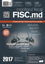 """Publicația periodică """"Monitorul Fiscal FISC.MD"""" a recurs la evaluarea satisfacerii clientului"""