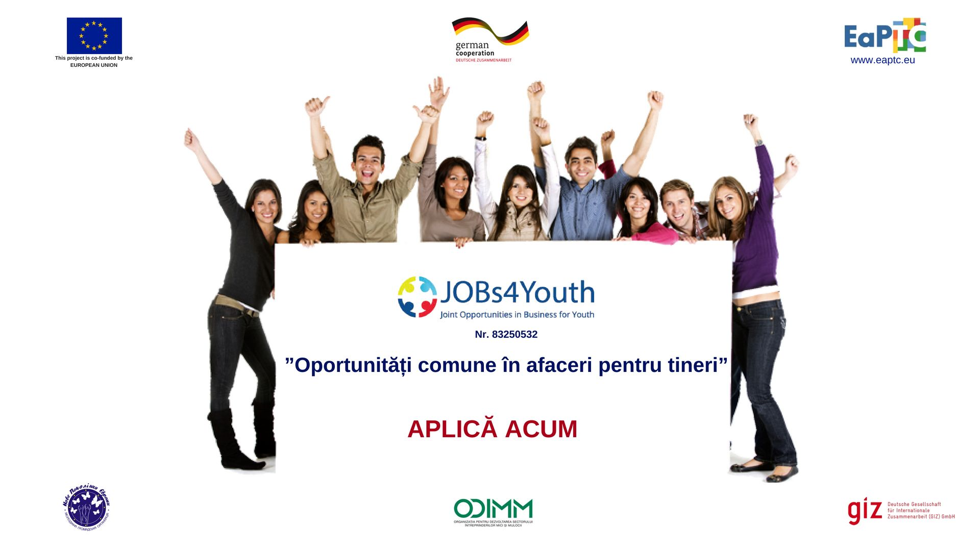 ПРОЕКТ JOBS4Youth