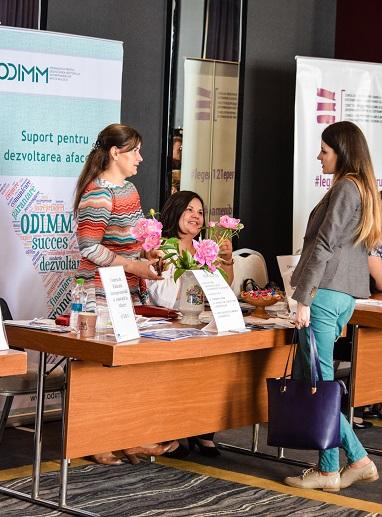 ODIMM îndeamnă tinerii să inițieze noi afaceri