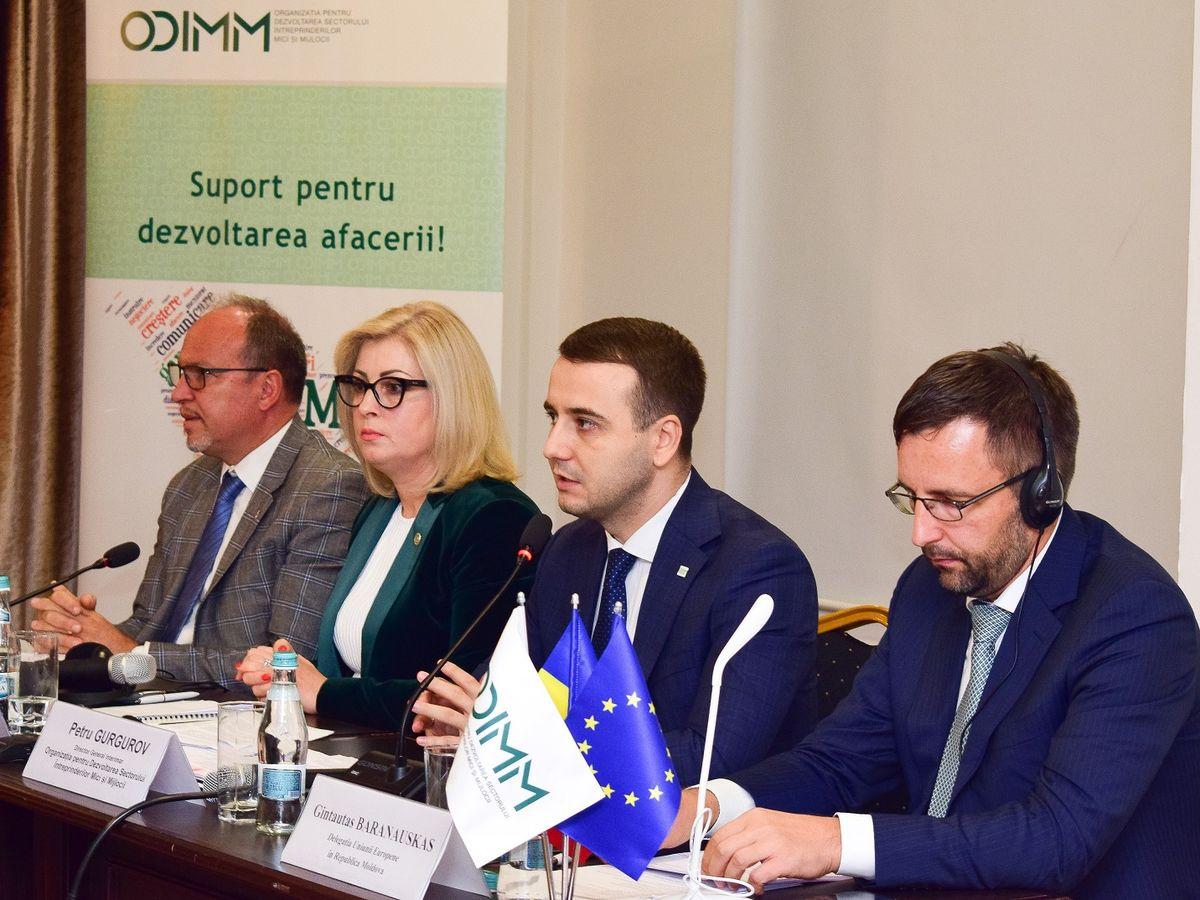 В Молдове запущены две новые модели кластеров