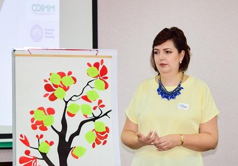 ODIMM organizează cursuri de instruire antreprenorială pentru formatori