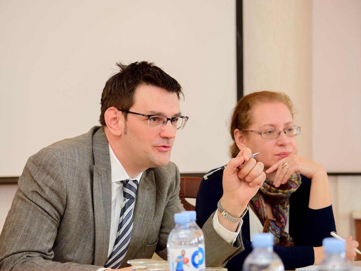 Experții Băncii Mondiale în vizită la ODIMM
