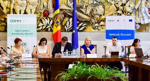 Diaspora, îndemnată să deschidă afaceri în Republica Moldova