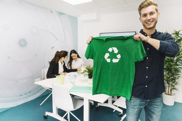 ПЕРЕРАБОТКА ОТХОДОВ: Переработка текстиля во Франции