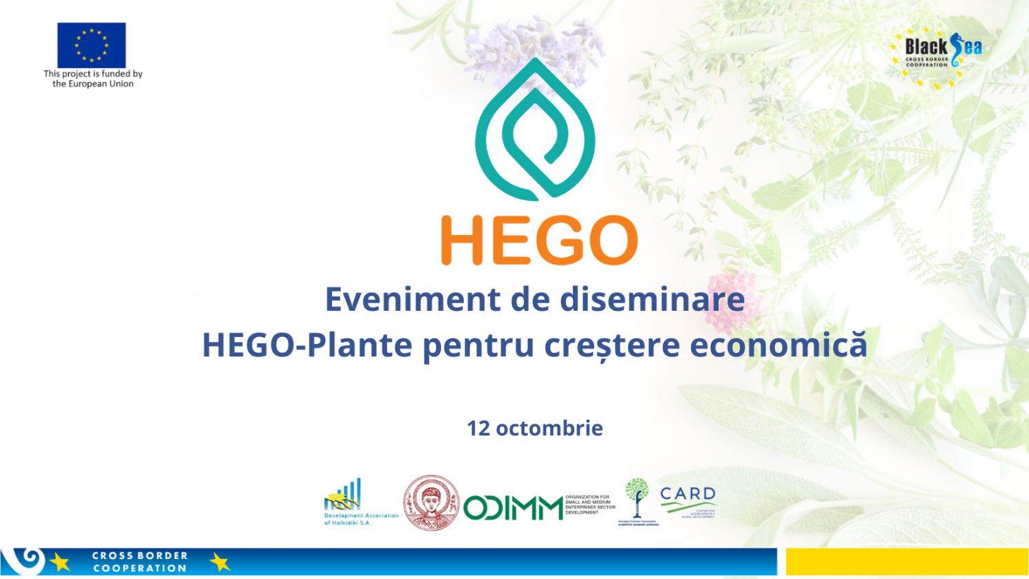 Industria plantelor medicinale și aromatice, susținută printr-un proiect transfrontalier