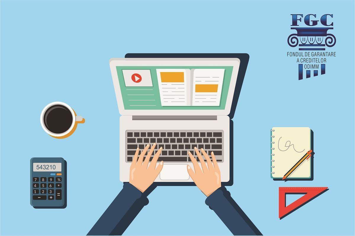 Garanția financiară ODIMM, accesibilă online