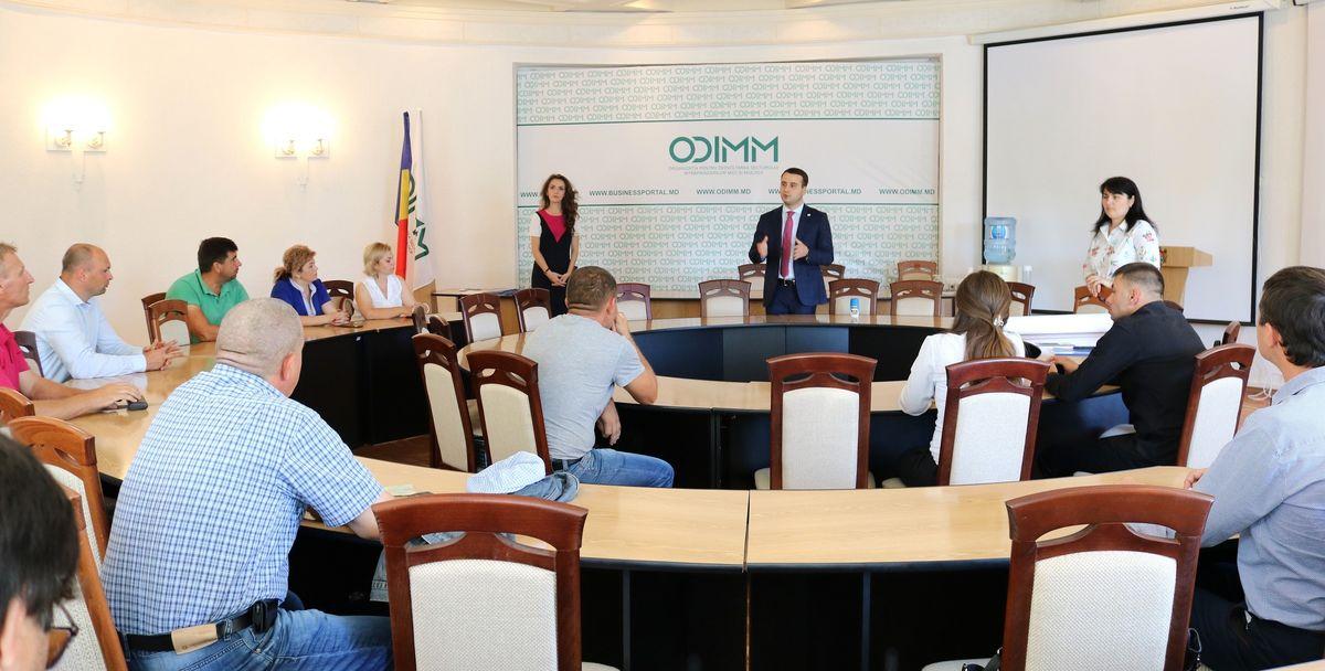 Новые инвестиционные проекты мигрантов поддержаны ODIMM через программу PARE 1 + 1