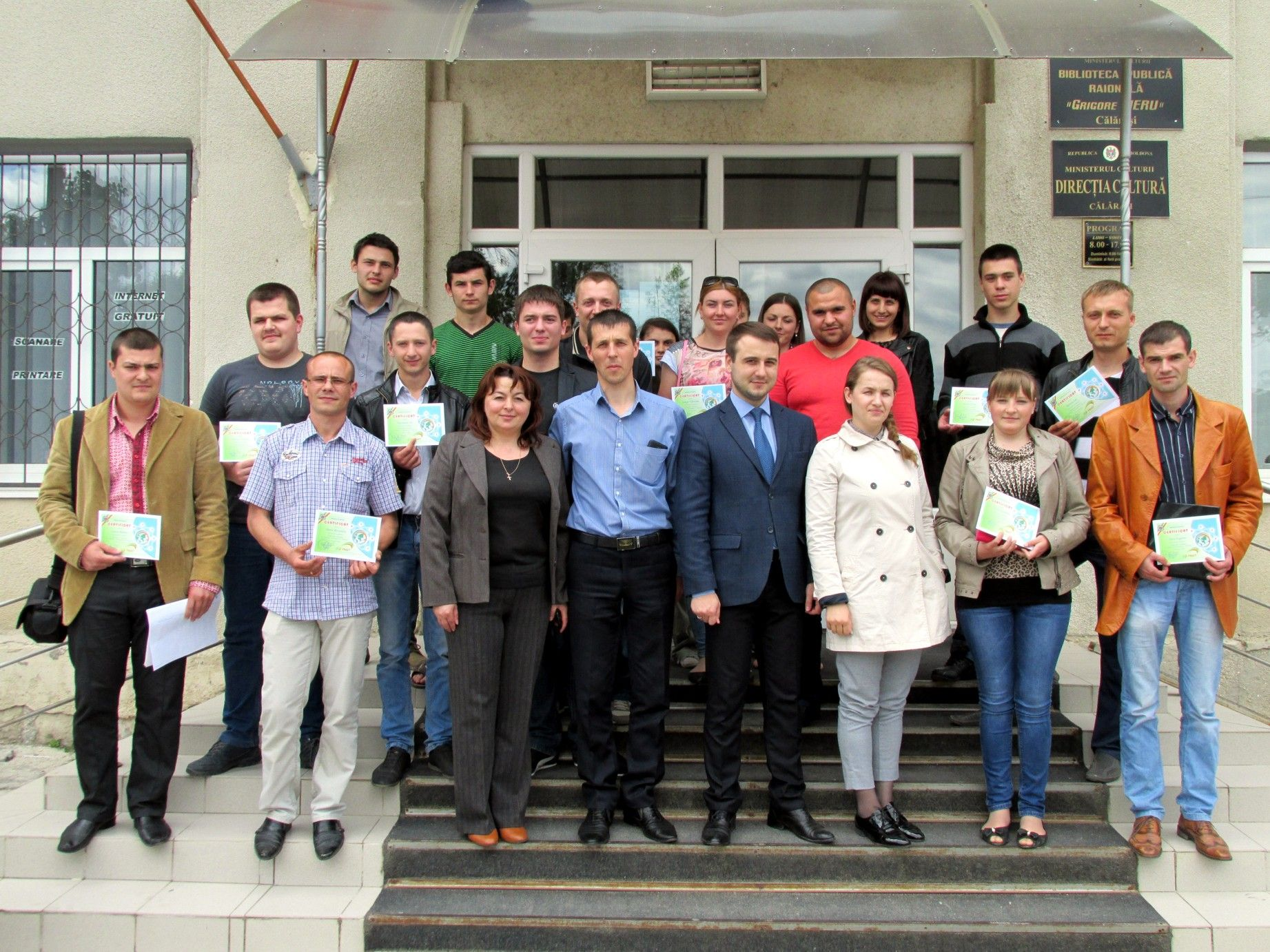 Programului Național de Abilitare Economică a Tinerilor (PNAET) – instruire antreprenorială
