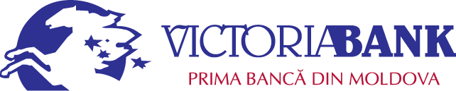 VictoriaBank Logo Transparent