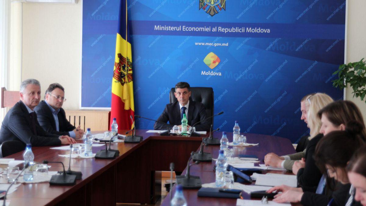 Ministerul Economiei va înfiinţa două incubatoare noi de afaceri la Cahul şi Călăraşi