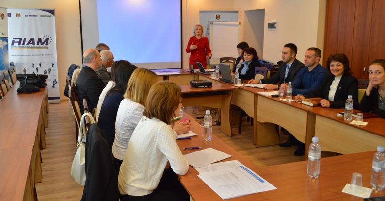 Membrii RIAM au participat la un nou atelier de lucru, desfăşurat cu suportul Guvernului Norvegiei