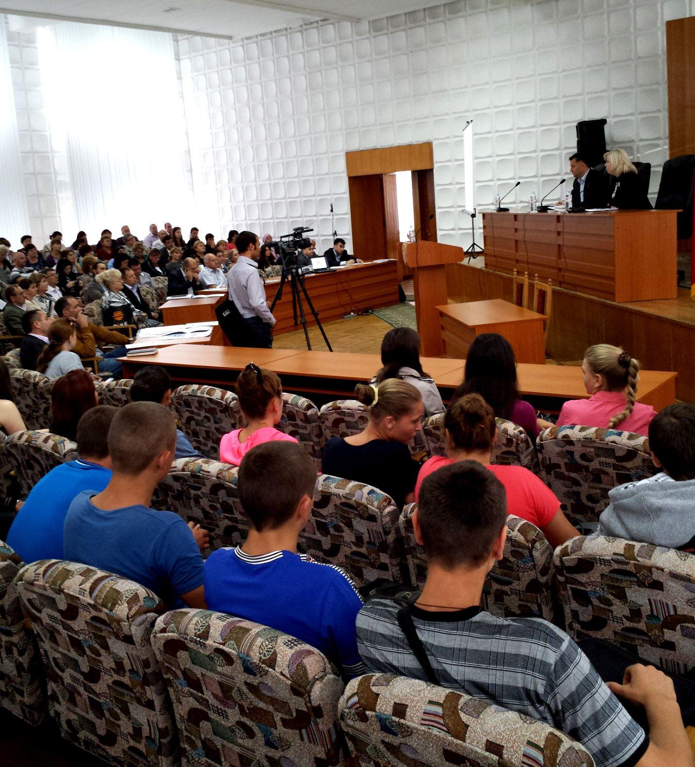 Un nou Incubator de afaceri în raionul Nisporeni