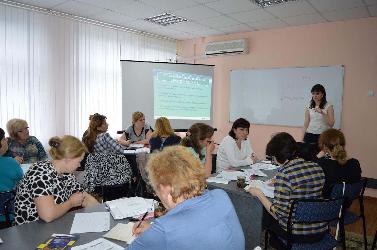 La Bălți și Soroca au avut loc primele sesiuni  de instruire în cadrul Programului GEA
