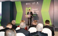 Organizația pentru Dezvoltarea Sectorului Întreprinderilor Mici și Mijlocii prezentă la Forumul Economic regional Nord