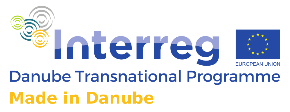 1. standard logo image - Made in Danube