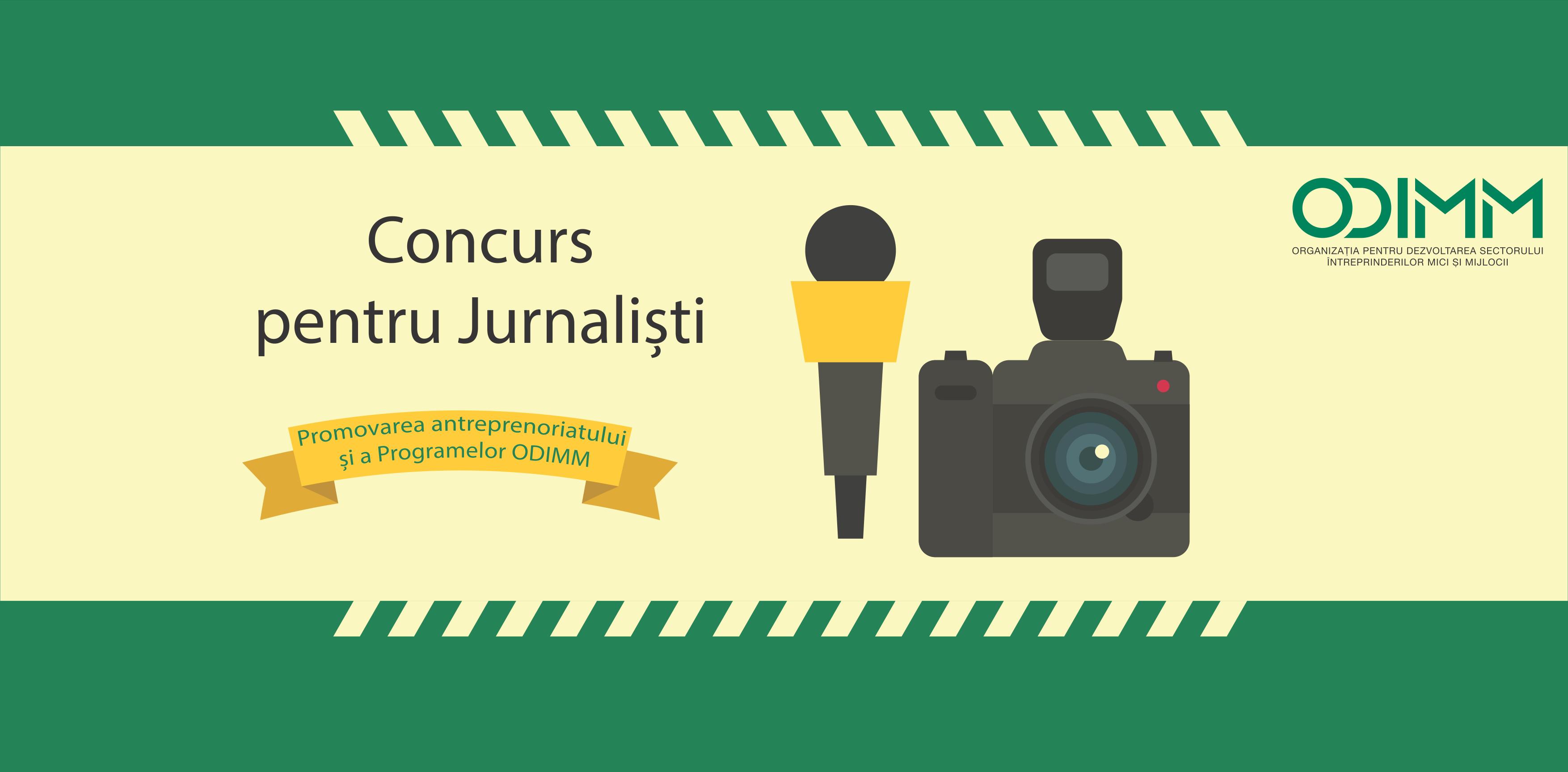 ODIMM lansează Concursul pentru jurnaliști